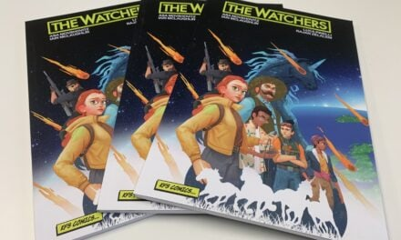 Keyframe Studios Introduces The Watchers