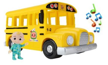 Jazwares Debuts First Toy Line for CoComelon