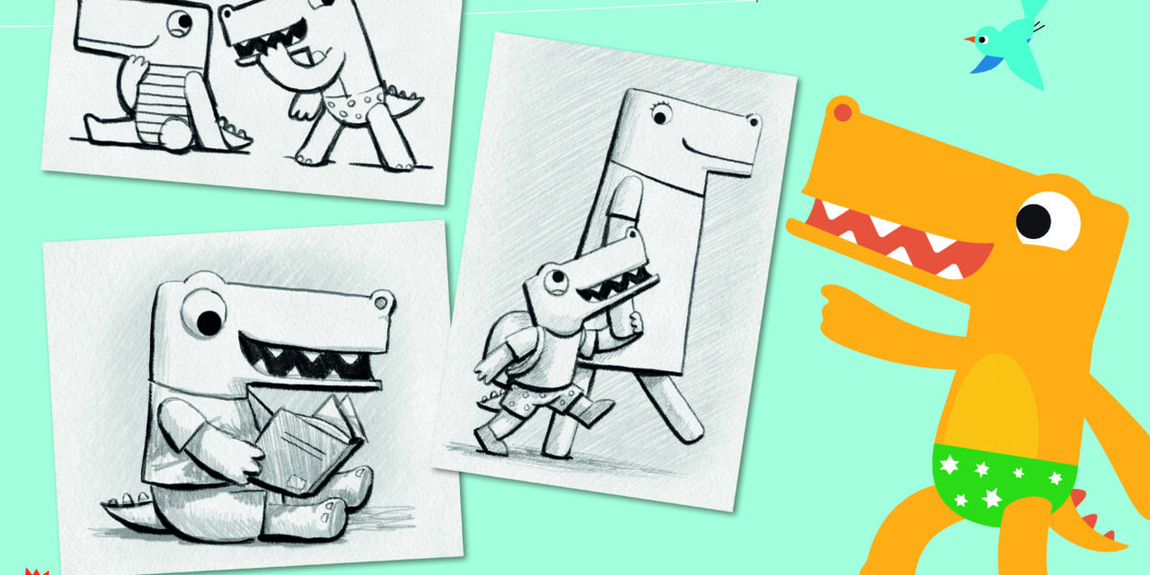 NSPCC Confirms Crowdfunding Campaign for first Pantosaurus story book