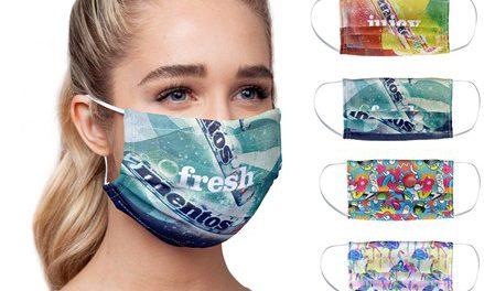 Perfetti Van Melle Taps into Masks