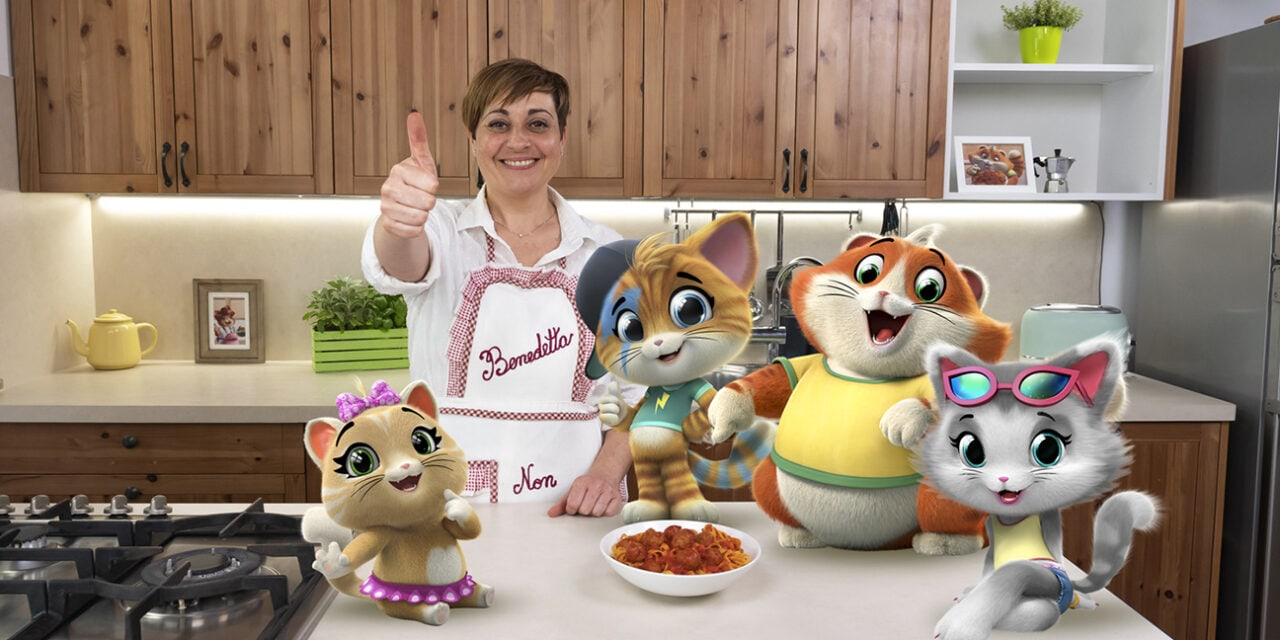 Tagliatelle Competition for Rainbow's 44 Cats