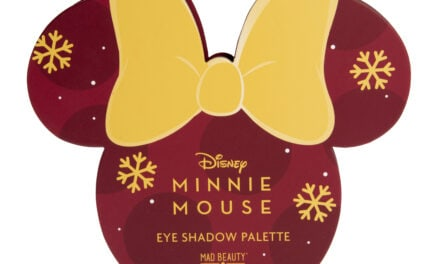 Mad Beauty creates Minnie Magic Christmas Collection Exclusively for Superdrug