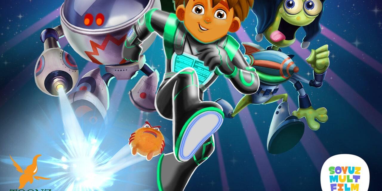 Soyuzmultfilm and Toonz Media partner for new animated series