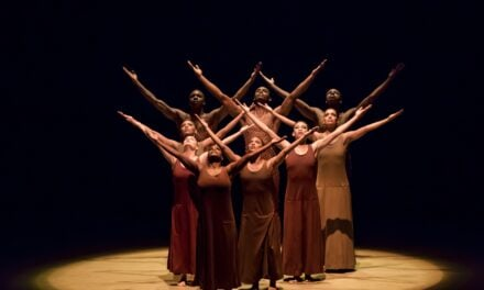 Alvin Ailey American Dance Theater  Signs with Cookbook Media
