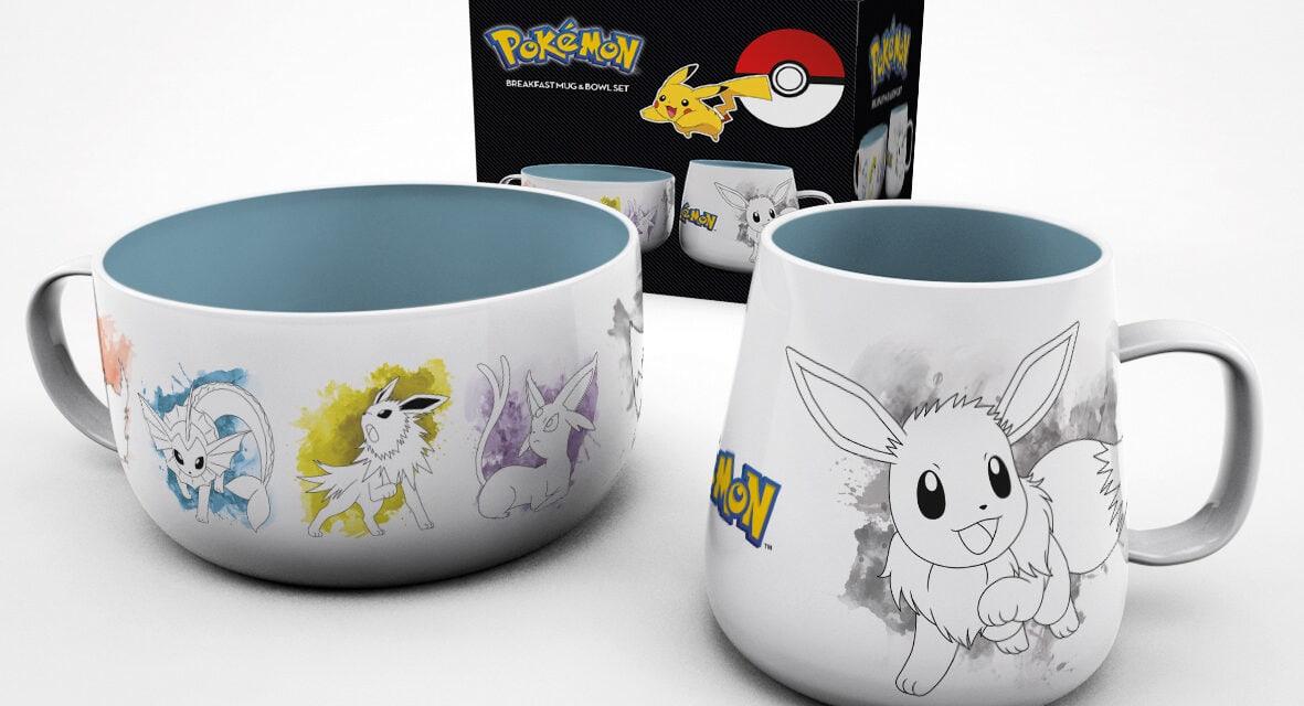 GB eye & The Pokémon Company International Team Up
