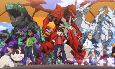 Nelvana and Spin Master Pen New Publishing Deal for Bakugan with Hachette