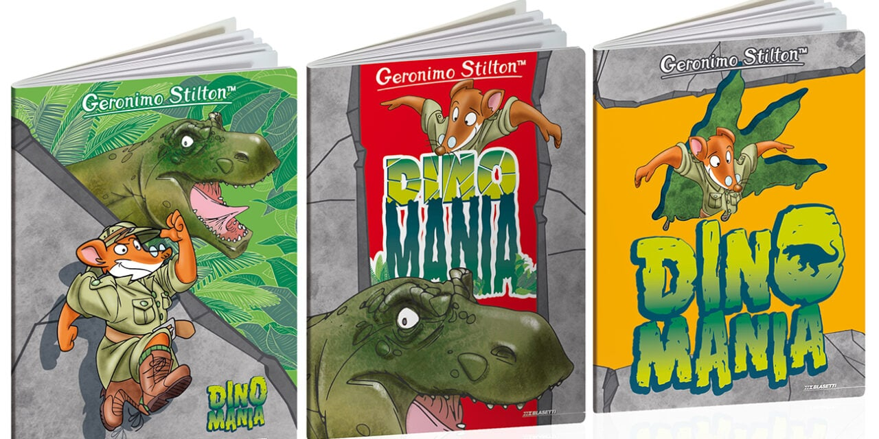 Geronimo branded stationery launched