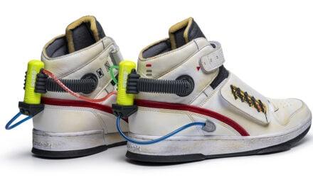 Reebok x Ghostbusters footwear capsule