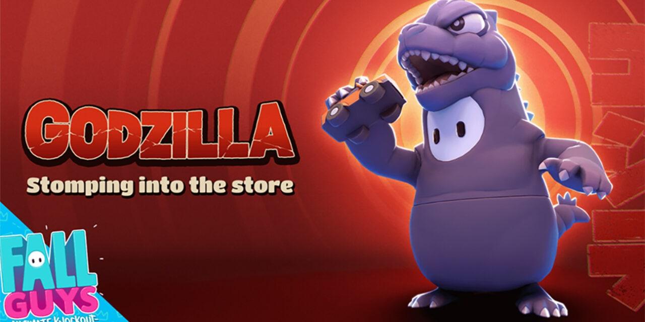 Godzilla game debuts