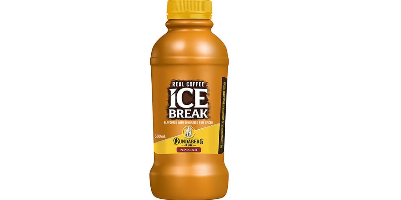 Bundaberg Rum partners with Ice Break in Australia