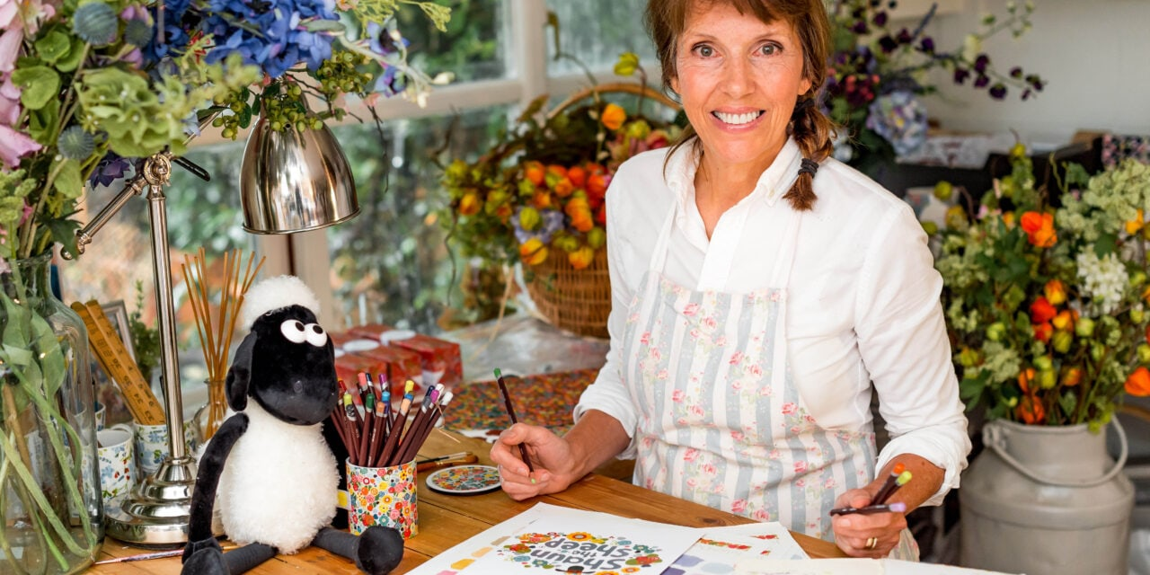 Shaun the Sheep X Julie Dodsworth  Celebrate the Countryside
