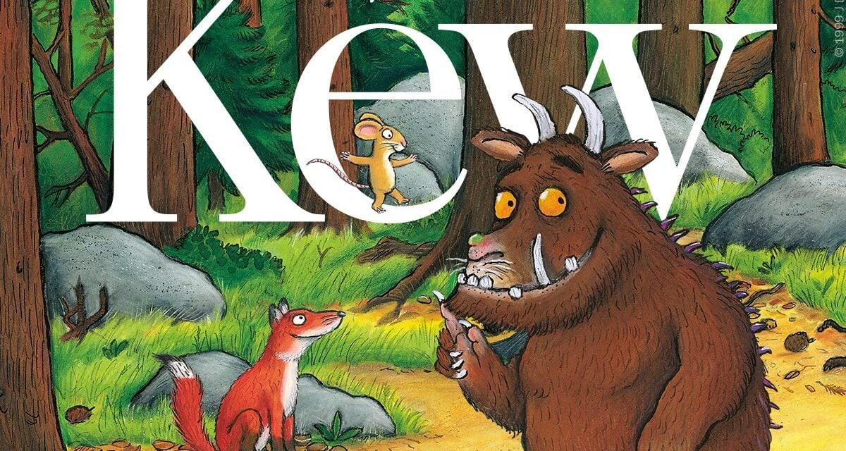 The Gruffalo Heads to Kew