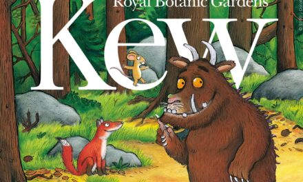 The Gruffalo Heads to Kew