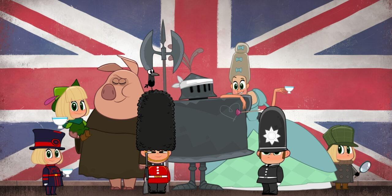 "Animaccord launches Masha and the Bear's Season 4 – ""Masha's Songs"" – on Tiny Pop this October"
