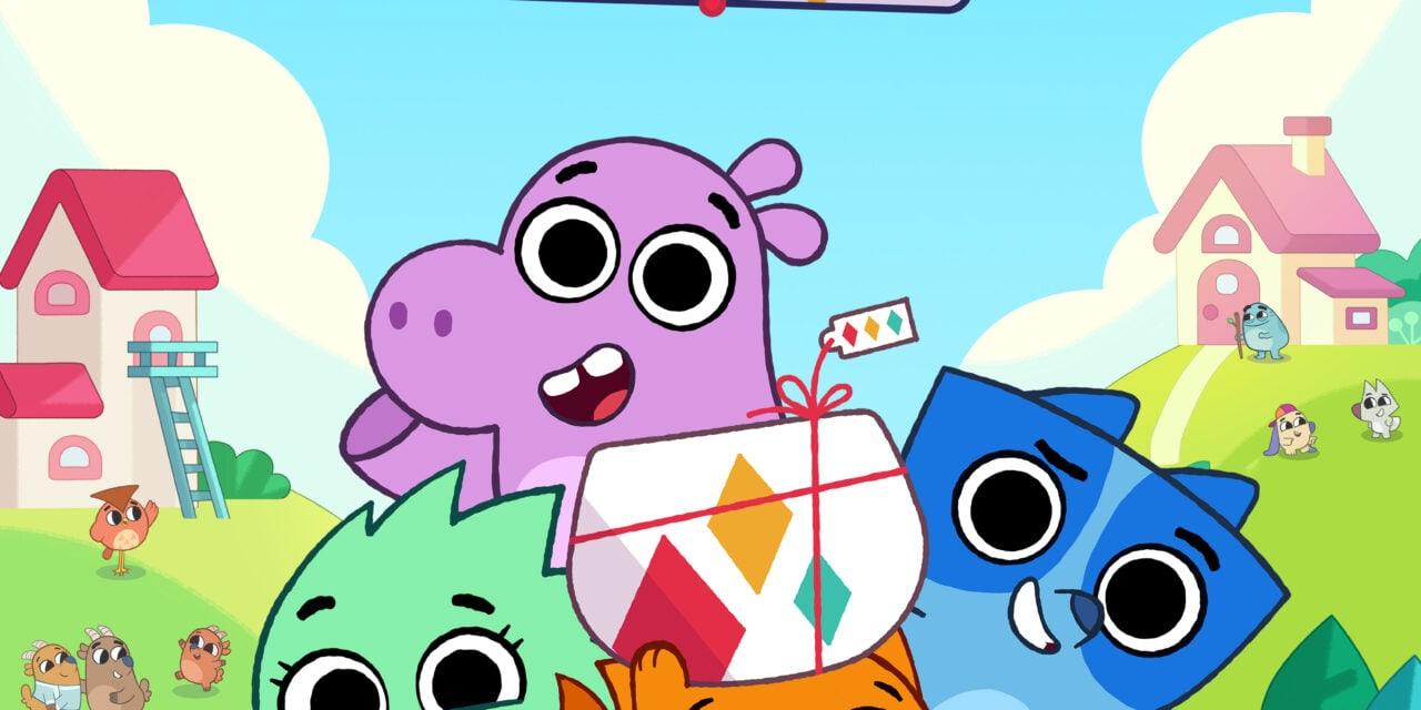 Pikwik Pack Preschoolers Arrives on Disney Junior November 7
