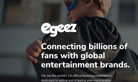 Egeez Official Licensing Marketplace Launches this Christmas