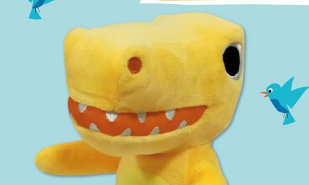 Pantosaurus Plush from Matalan to launch in time for Christmas