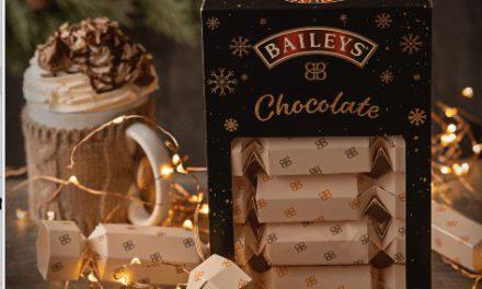 Cracking Christmas with Baileys
