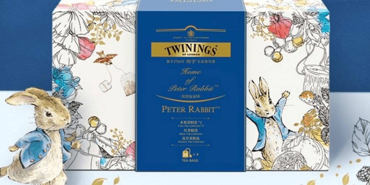 China Expansion for Classic Peter Rabbit Licensing and Partnership Portfolio