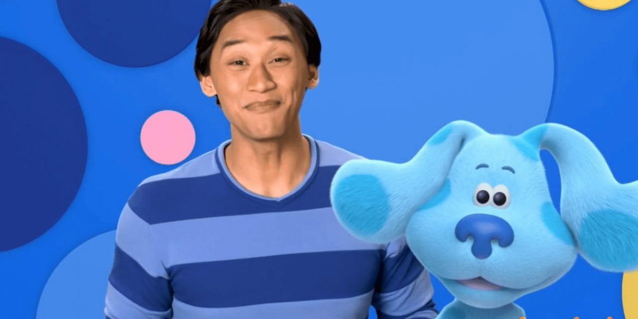 Major Merch Programme Launched for Blue's Clues at the Festival of Licensing