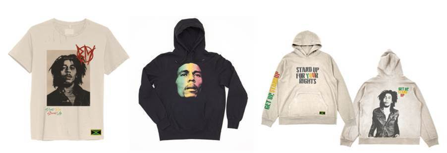 UK BLACK HISTORY MONTH Celebrated with bob Marley Collection at Selfridges