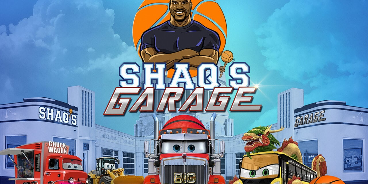 Animated series to star Shaquille O'Neal