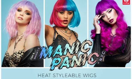 Smiffys Announce Launch of New Wig Line in Partnership with Manic Panic