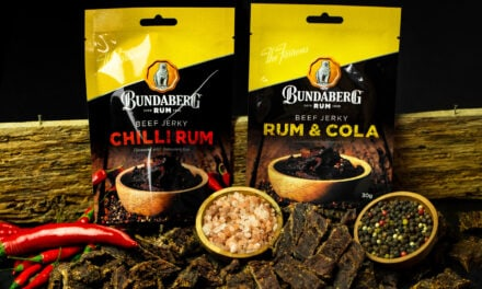 Asembl Brokers Bundaberg Rum and Doctor Proctor's Beef Jerky deal