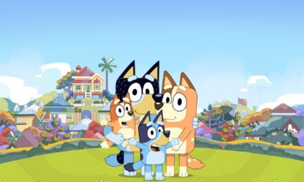 Bluey Theme Available on Digital Channels from Friday