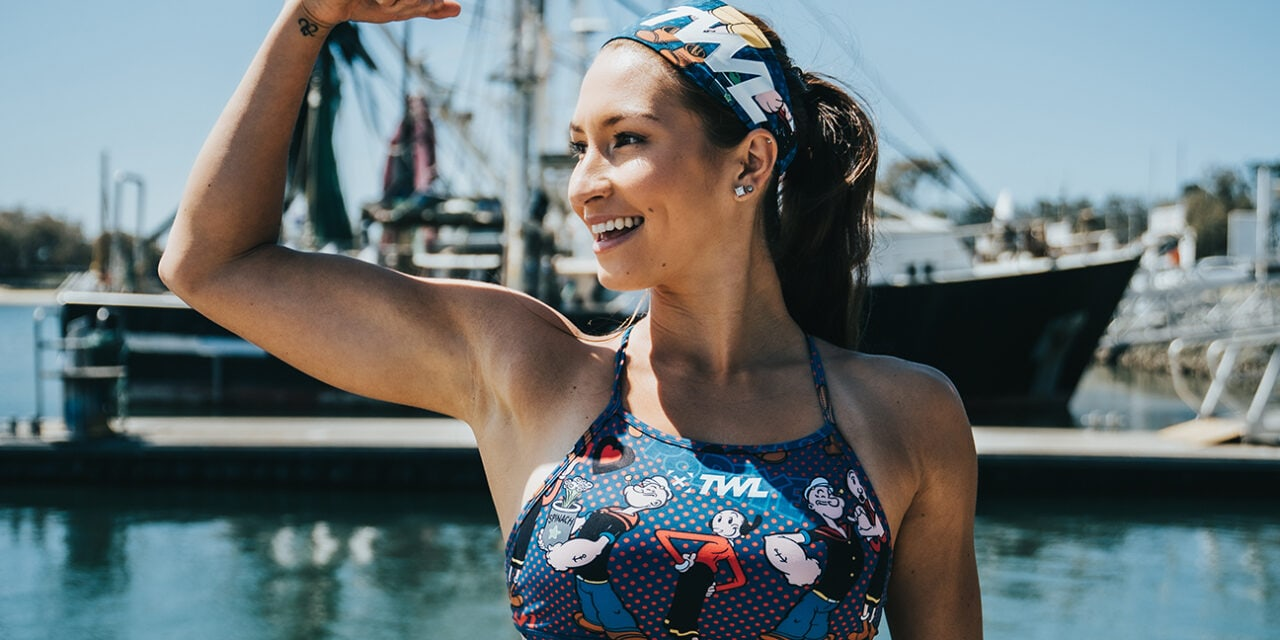 Merchantwise sign Popeye sportswear in Australia