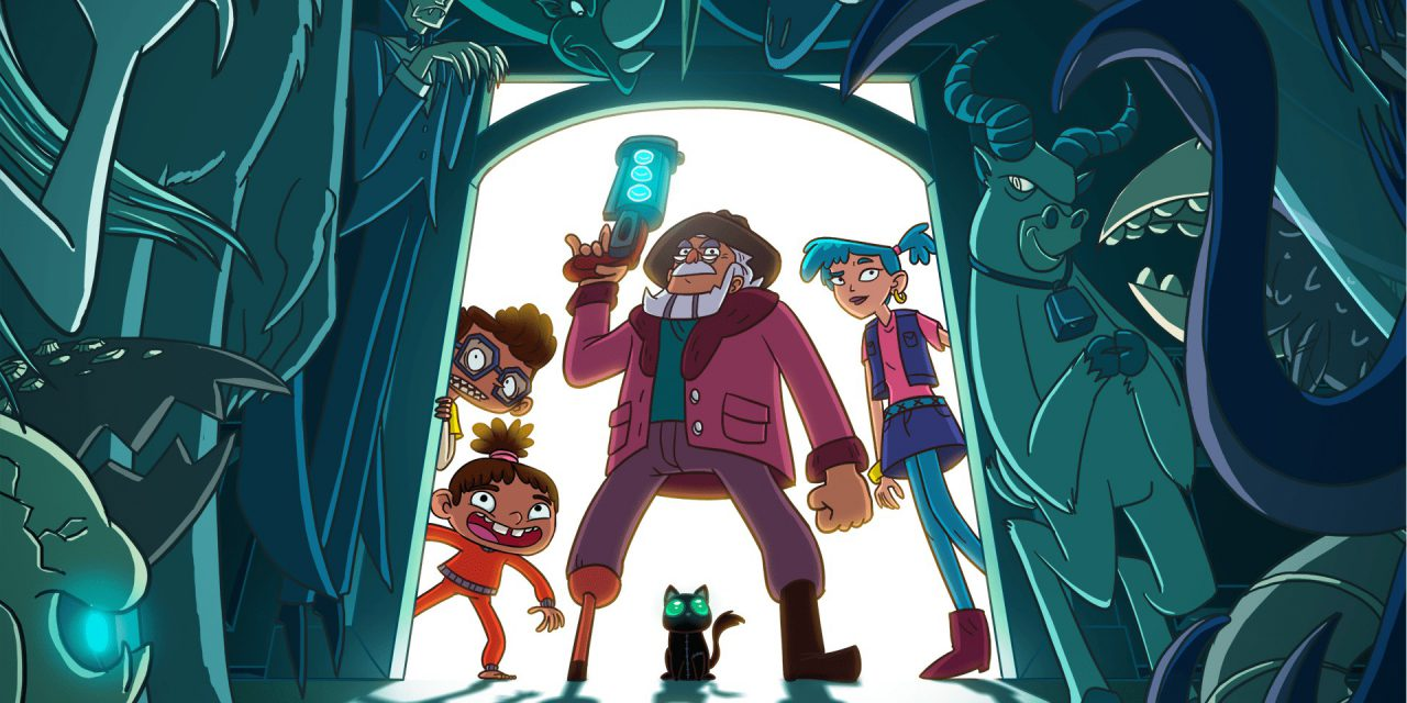 Mondo TV, Toon2Tango and Ja Film unite for Monster Loving Maniacs