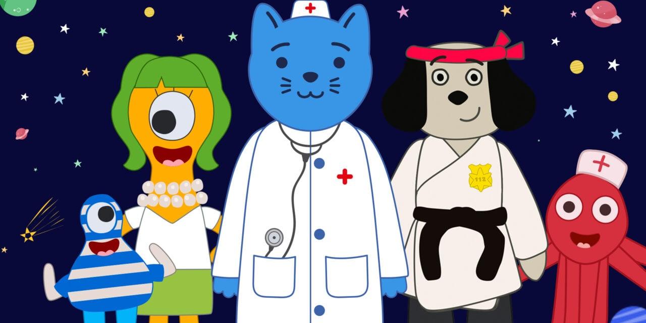 New Musical Season of Space Doctor Cat Premiering on Key Platforms