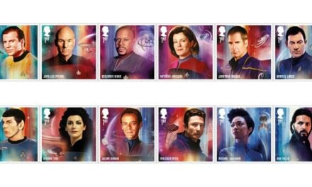 WildBrain CPLG Secures Royal Mail Deal for Star Trek