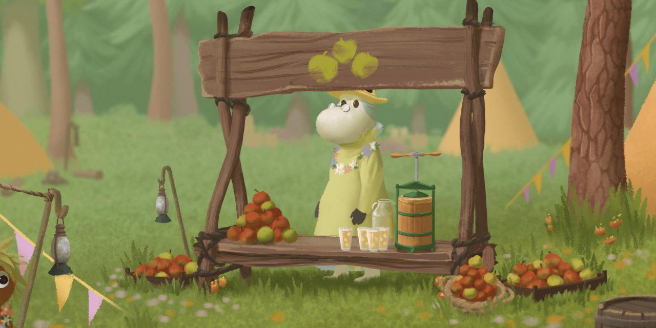 Moominvalley Season Three gets Green Light