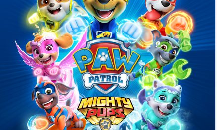 PAW Patrol: Mighty Pups Launches