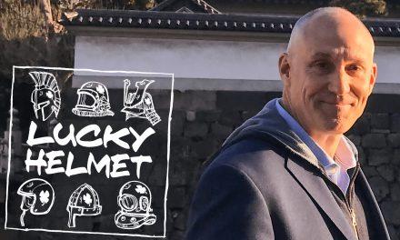 Marc Harrington announces launch of Lucky Helmet