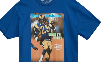 Multi-Year Partnership for Sports Illustrated and Mitchell & Ness Nostalgia Co