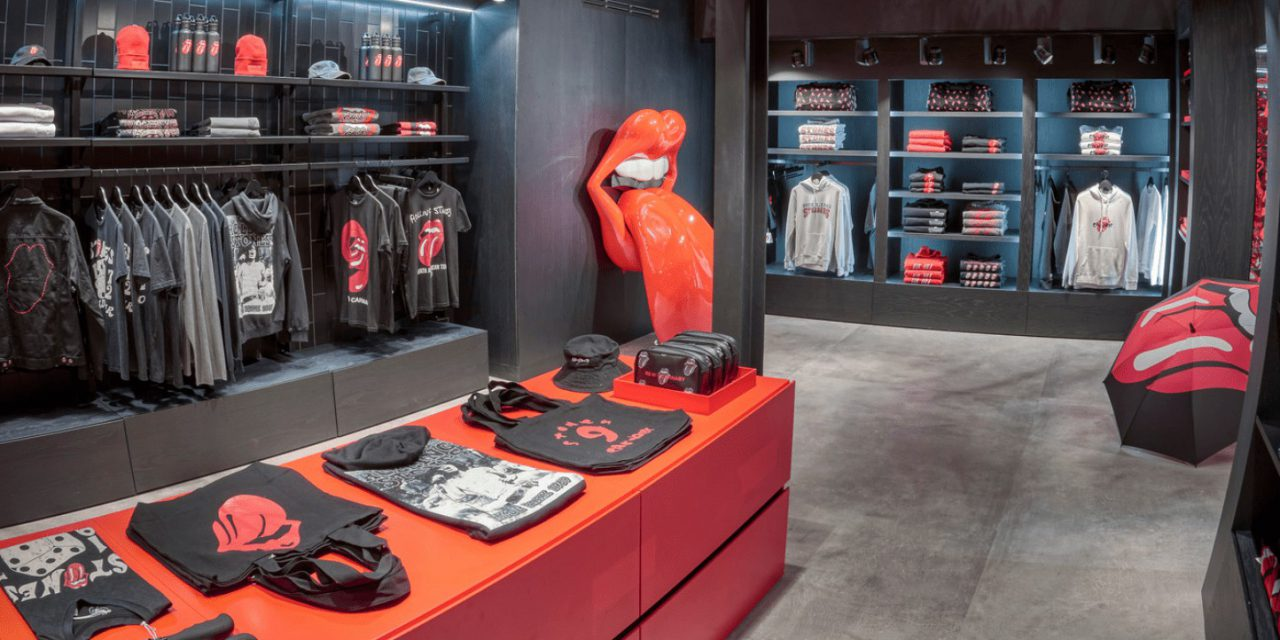 Rolling Stones launch Collection to the World