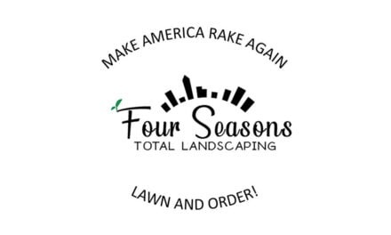 Landscaping company at centre of Trump press conference launches merchandise line