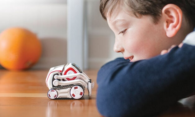 Sutiki to develop Cozmo and Vector