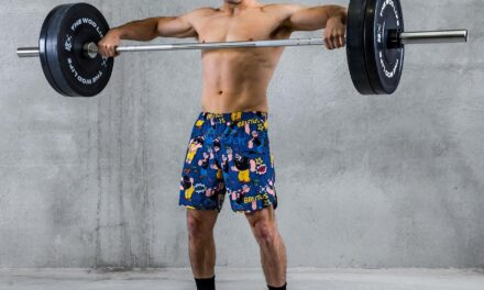 Merchantwise Brokers First Ever Australian Popeye Sportswear Collection with The WOD Life