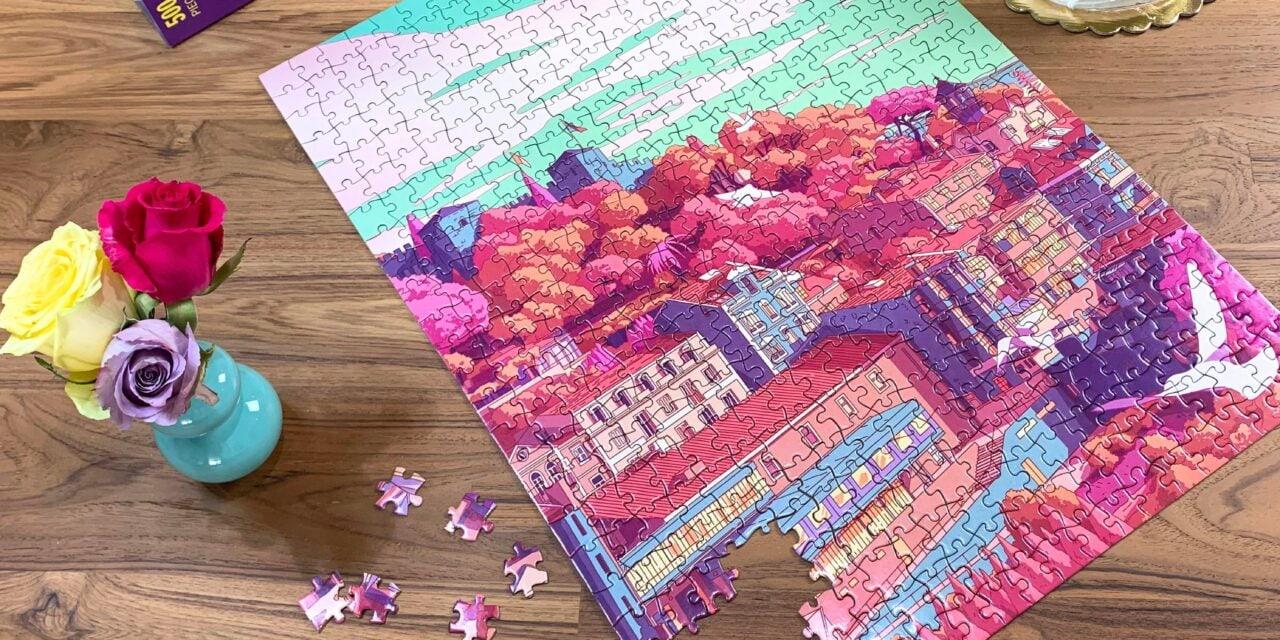 Kess Launches de.bored Puzzles
