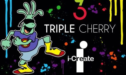 Triple Cherry signs international agreement with I-Create