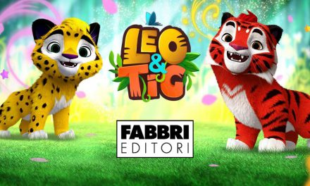 Fabbri Editori to launch Leo & Tig book series in Italy
