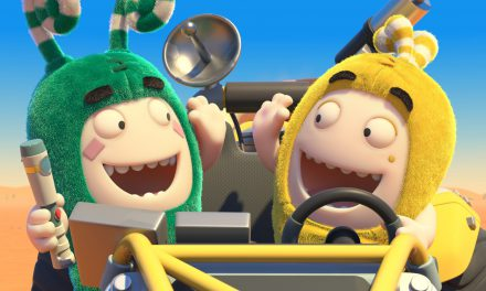 Sustainability Focussed Partnership for Oddbods