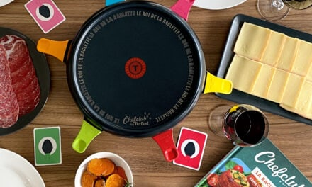 Chefclub Confirms Title of Raclette King