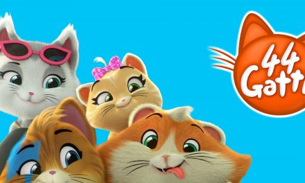 44 Cats Triumph with Best Animated Kids Programme Award