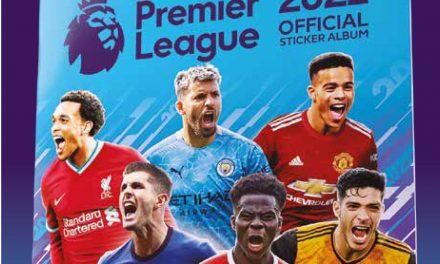 Panini Launches Premier League Collection