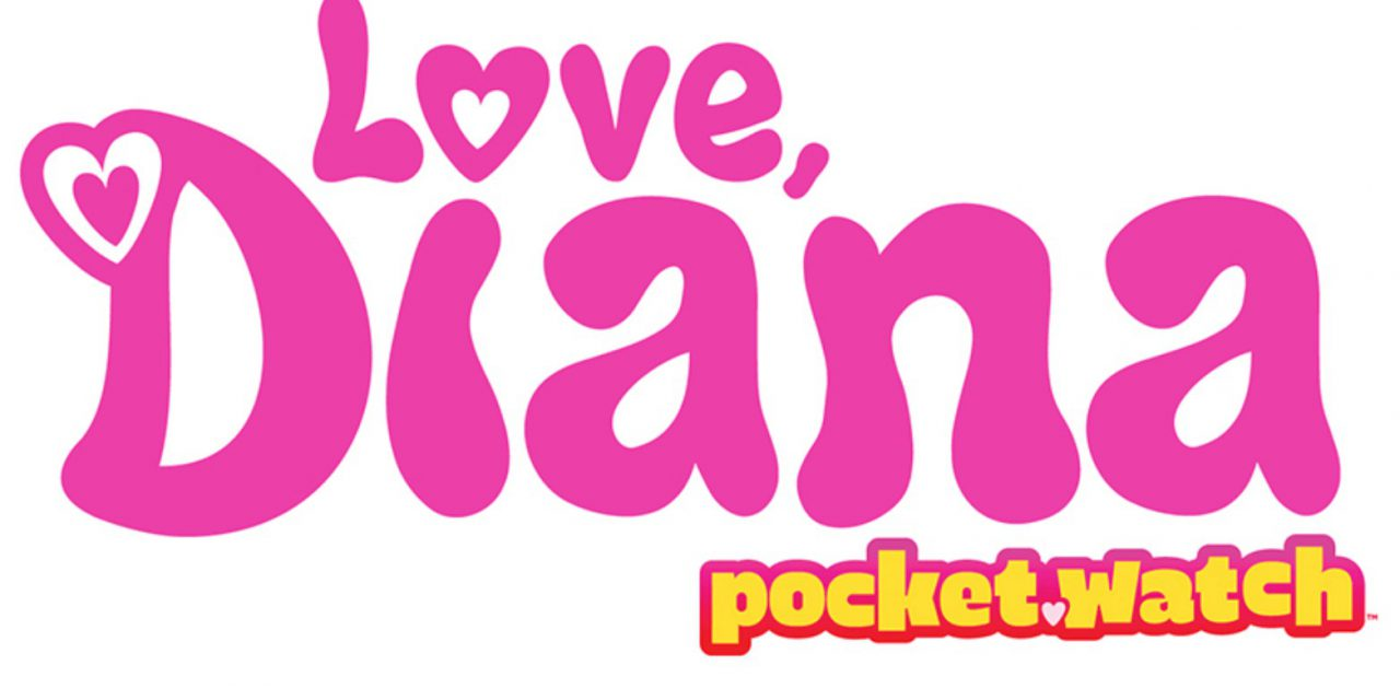 Far Out Toys Partners with pocket.watch to Launch Adorable Love, Diana