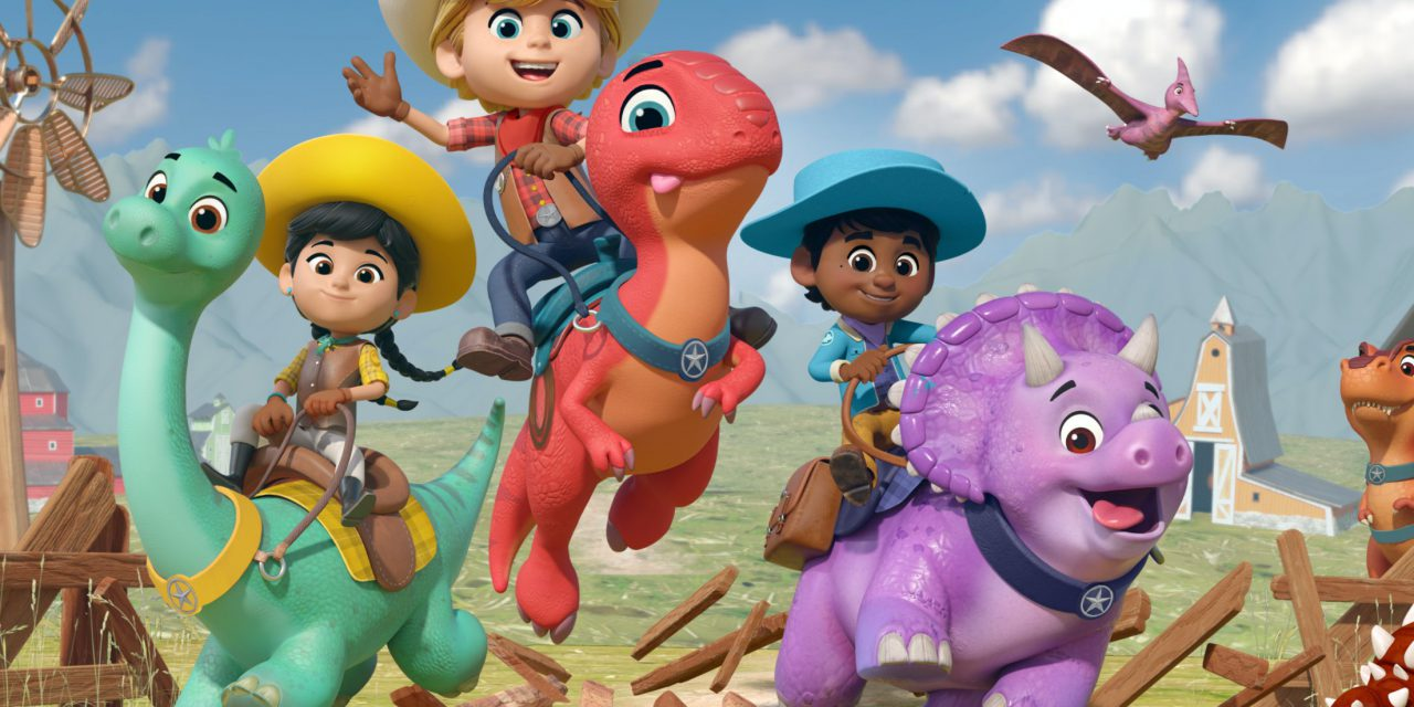Dino Ranch Saddles Up for Disney Debut